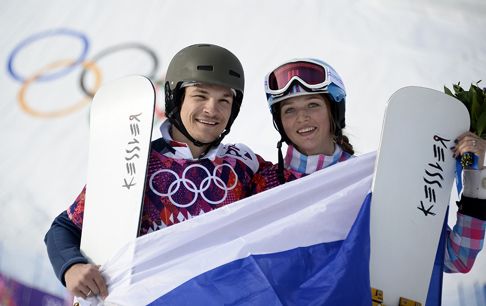 OLY-2014-SNOWBOARD-PARALLEL-GSLALOM-MEN-PODIUM