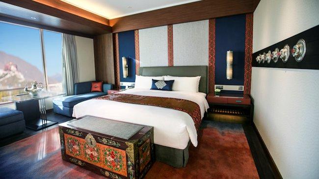 Shangri-La Hotel-Lhasa