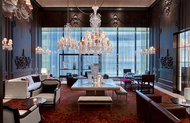 Baccarat Hotel NYC March 2015 47