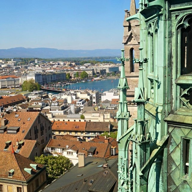 Explore the contrasts of Genevas old town and international districthellip