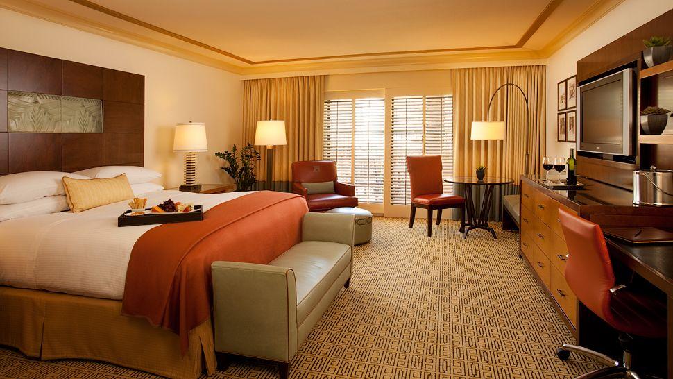 Один из номеров Arizona Biltmore Resort & Spa