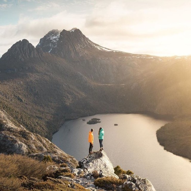 Mountain views are even better with friends tlpicks courtesy ofhellip