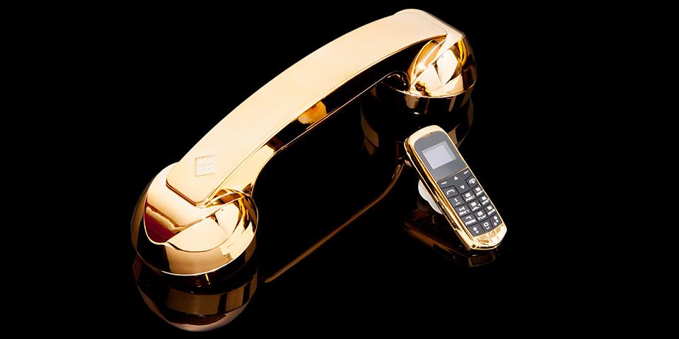 золотой мобильный2