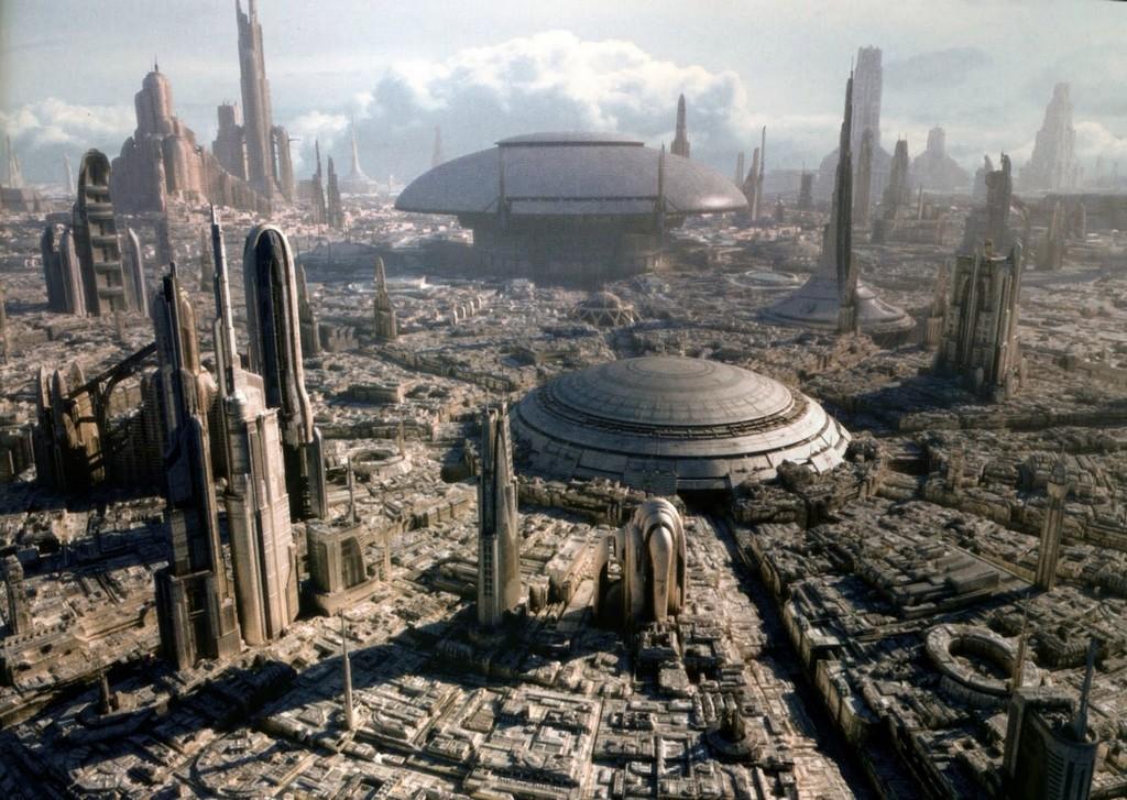 Планета Корусант1