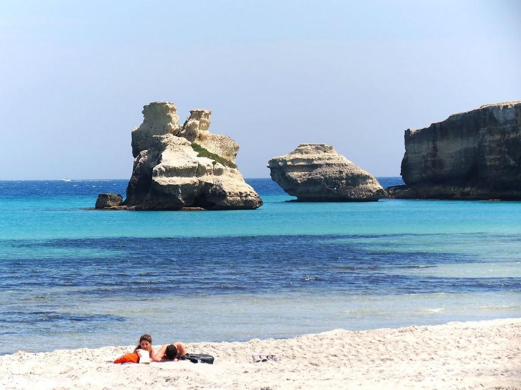 2 Пляж Спьяджа ди Гувано