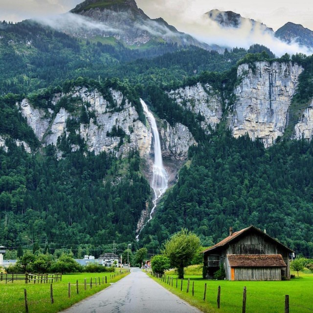 Chasing waterfalls is always a good idea in Switzerland tlpickshellip