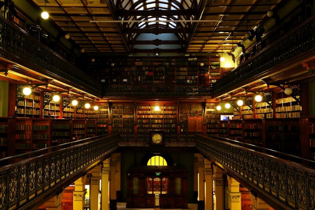 Государственная библиотека Южной Австралии, Аделаида, Австралия