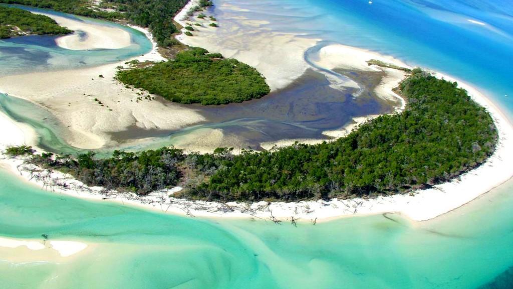 Остров Фрейзер в Австралия2