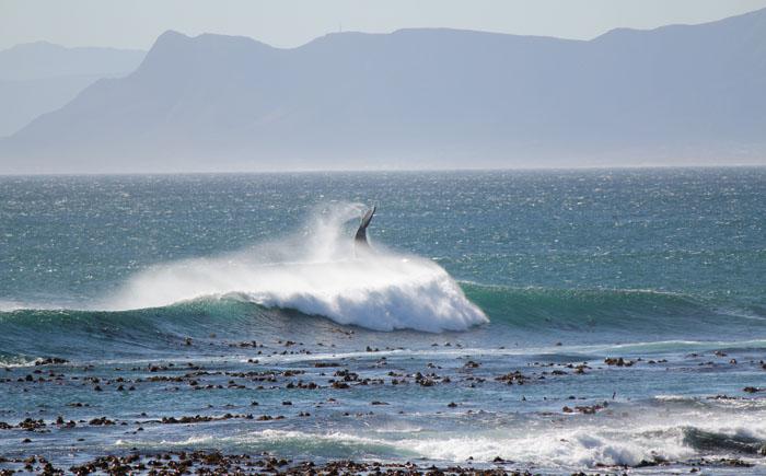 Пляжи Гансбай в ЮАР