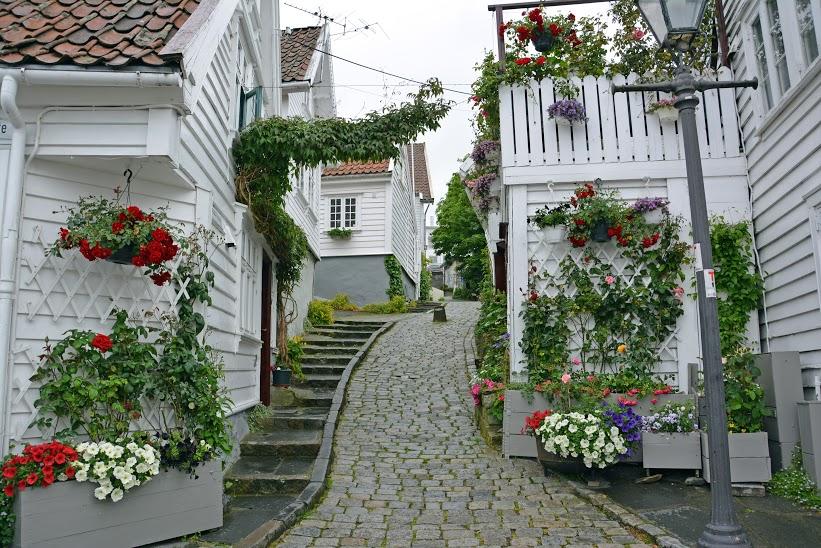 3й день - Ставангер - старый город