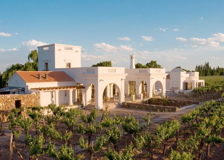 Cavas Wine Lodge (Мендоса, Аргентина)