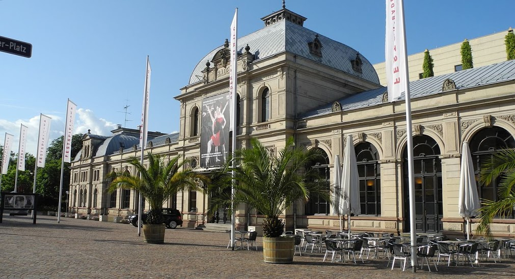 вокзал Баден Баден2
