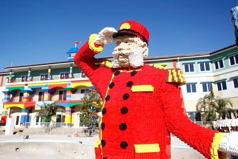 LEGOLAND CALIFORNIA RESORT JUNIOR CONCIERGE