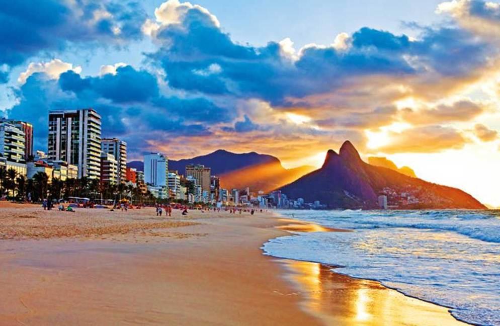Copacabana-пляж