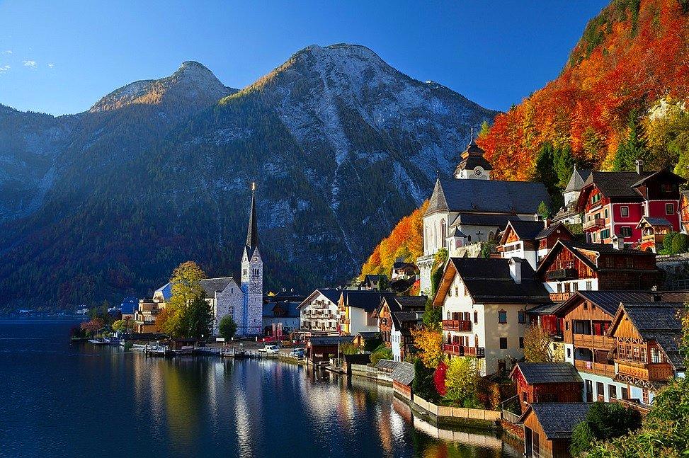 Галльштатт, Австрия