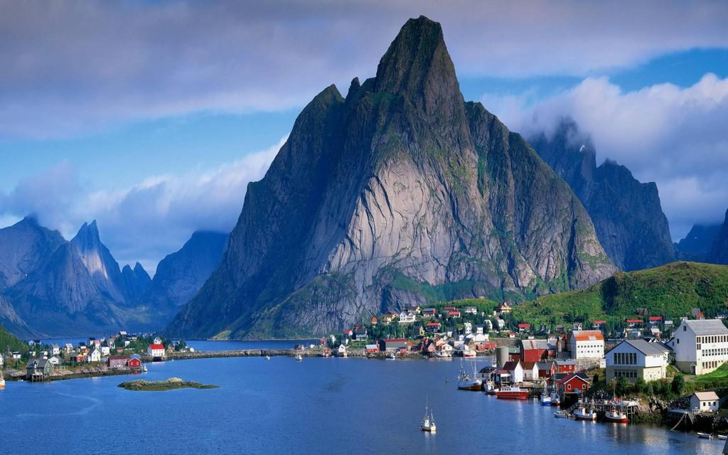 Norway-Gudvangen