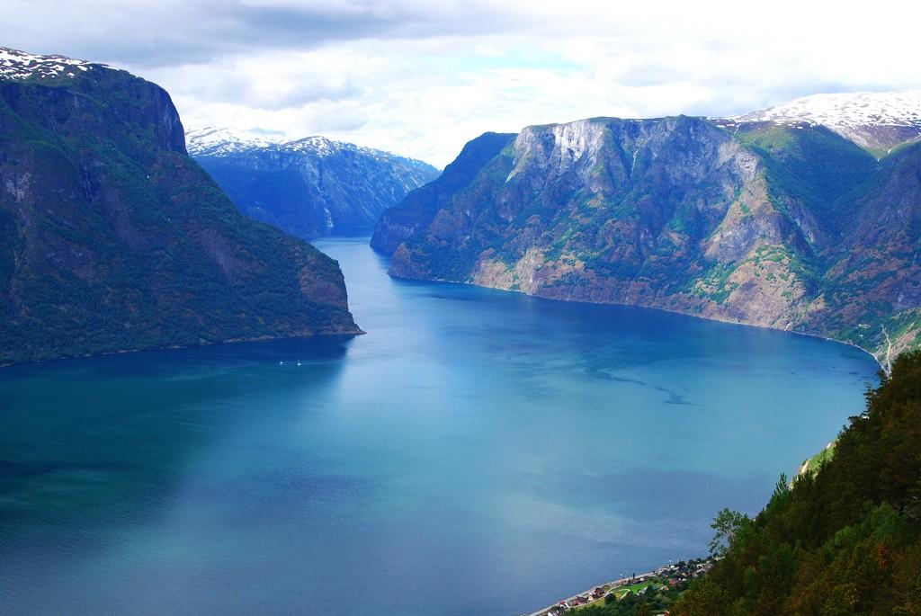 Согне-фьорд, Норвегия