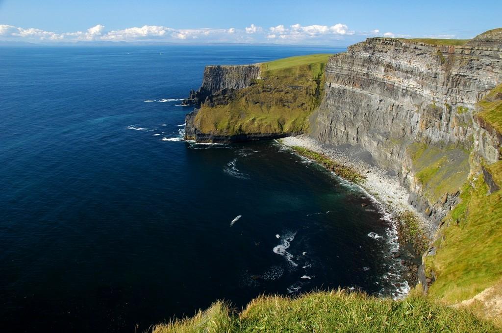 утесы мохер, ирландия