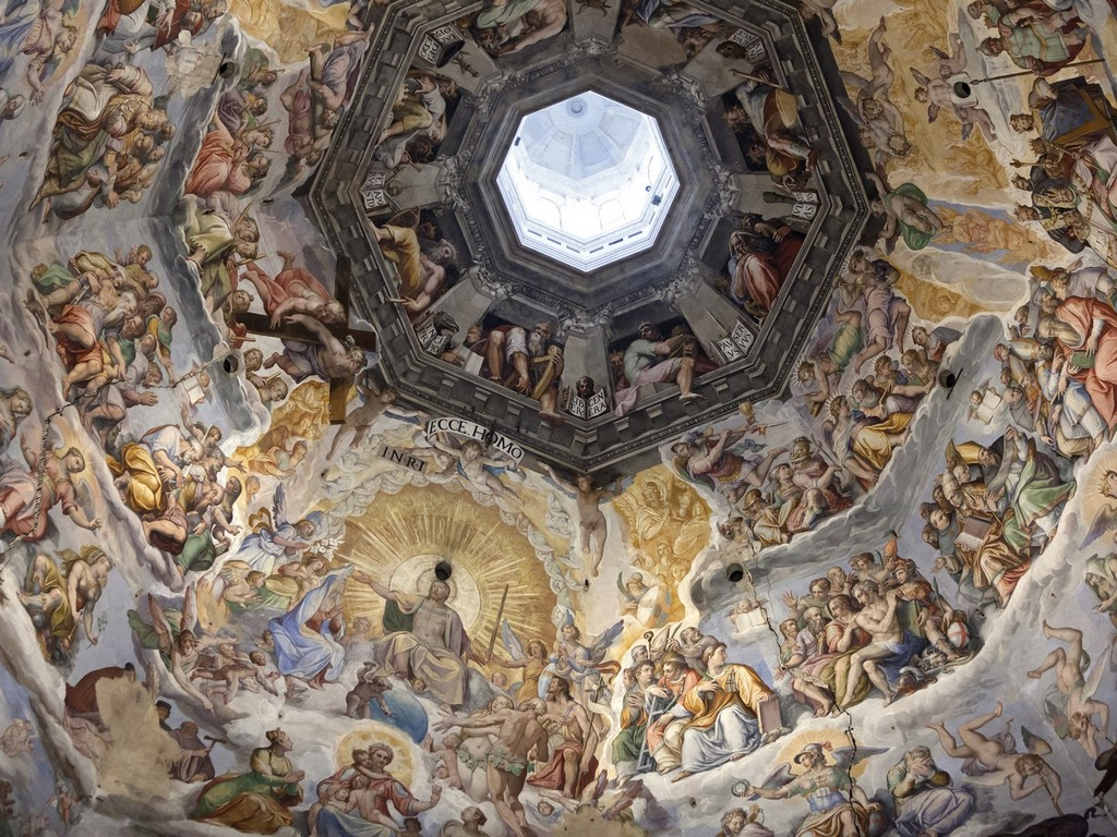 The Duomo's Dome Fresco