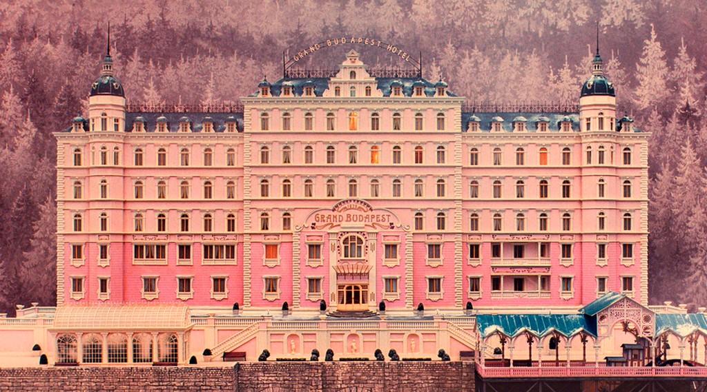 """Отель """"Гранд Будапешт 1"""
