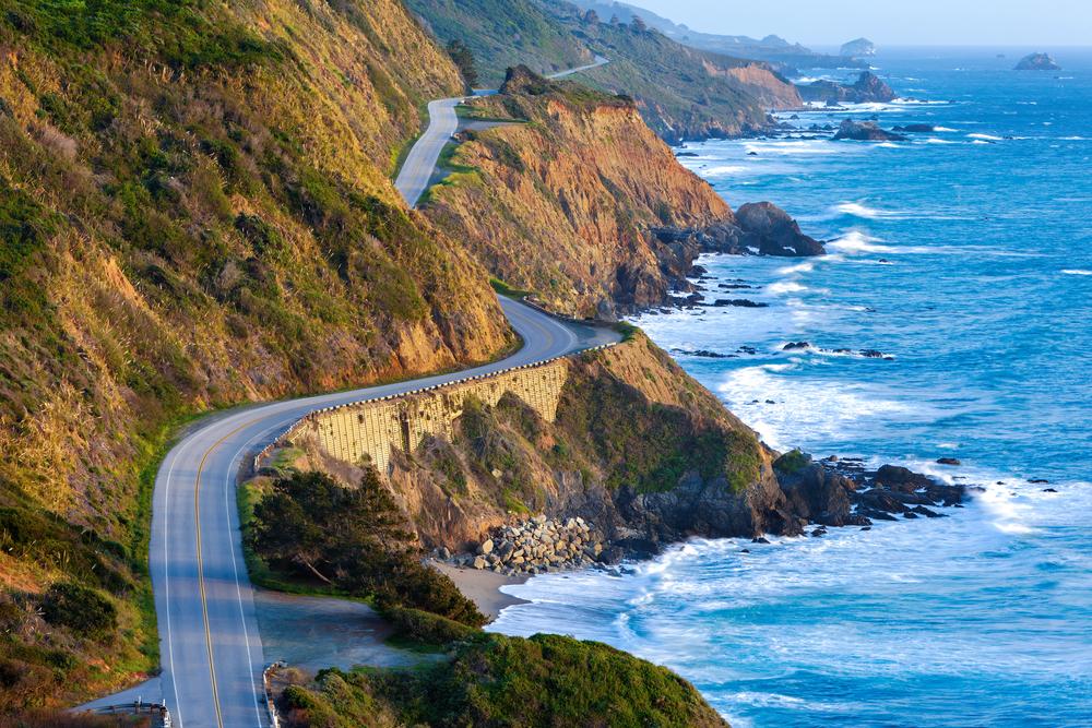 побережьекалифорнии