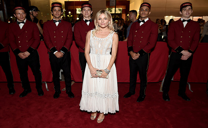 The Cartier Fifth Avenue Grand Reopening Event