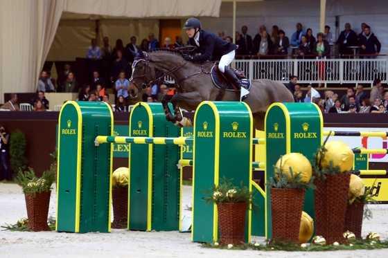 Международное конное шоу (ROLEX GRAND SLAM)