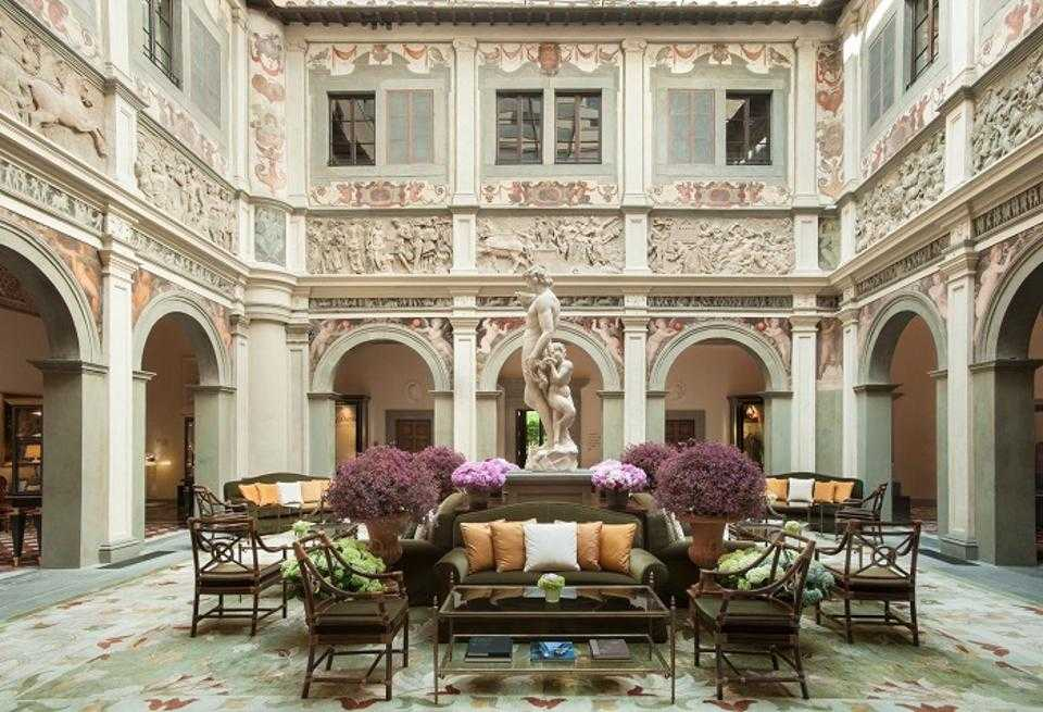 FOUR SEASONS HOTEL FIRENZE CHANCE