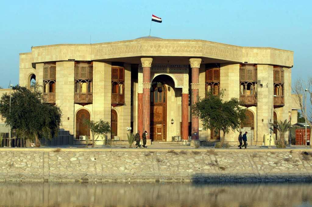 Дворец Саддама Хусейна стал музеем
