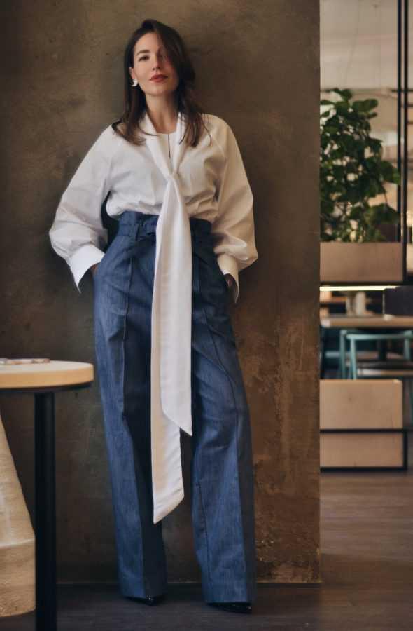 CHANCE magazine Мария Яслинская TheBODYwear