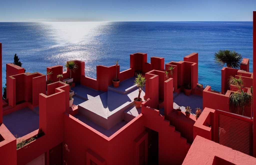 Кальпе La Murala Roja