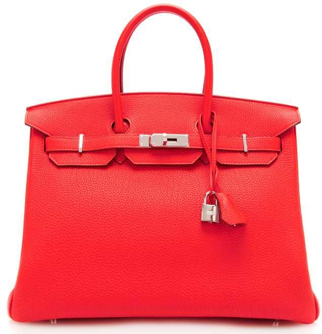 эксклюзивная сумка Hermès Birkin