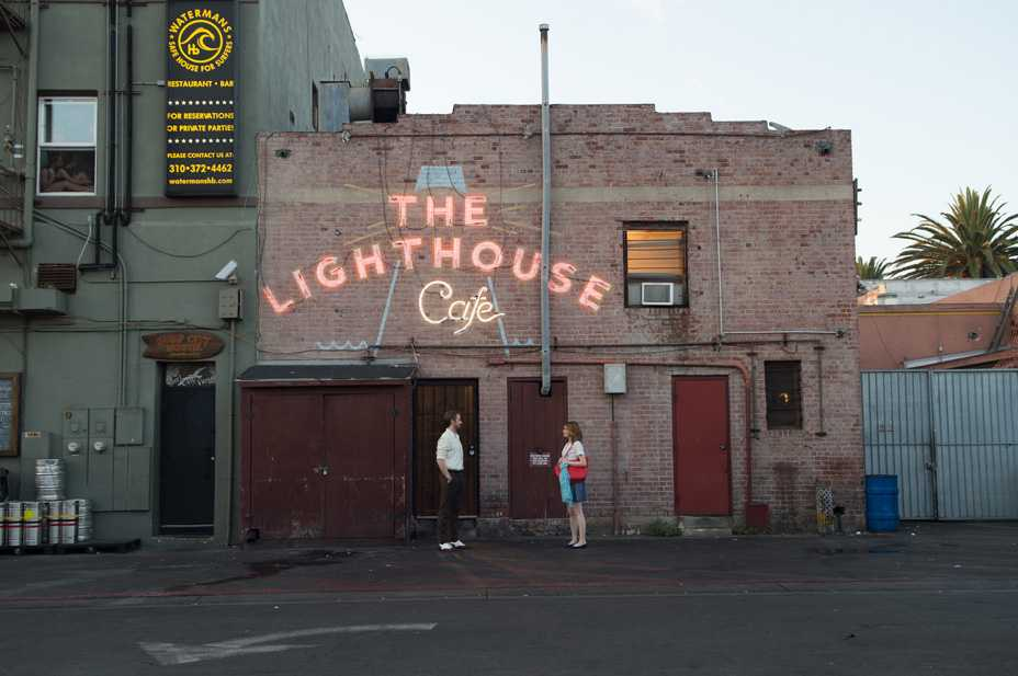 The Lighthouse Cafe