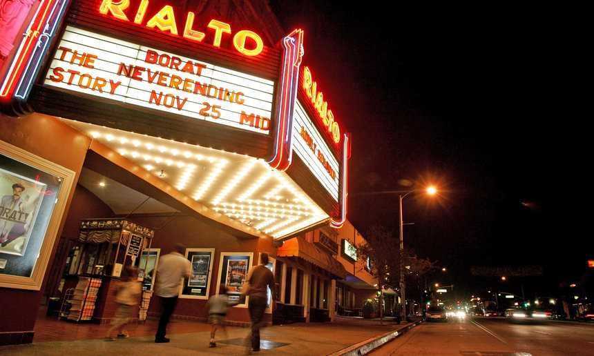 Кинотеатр Rialto