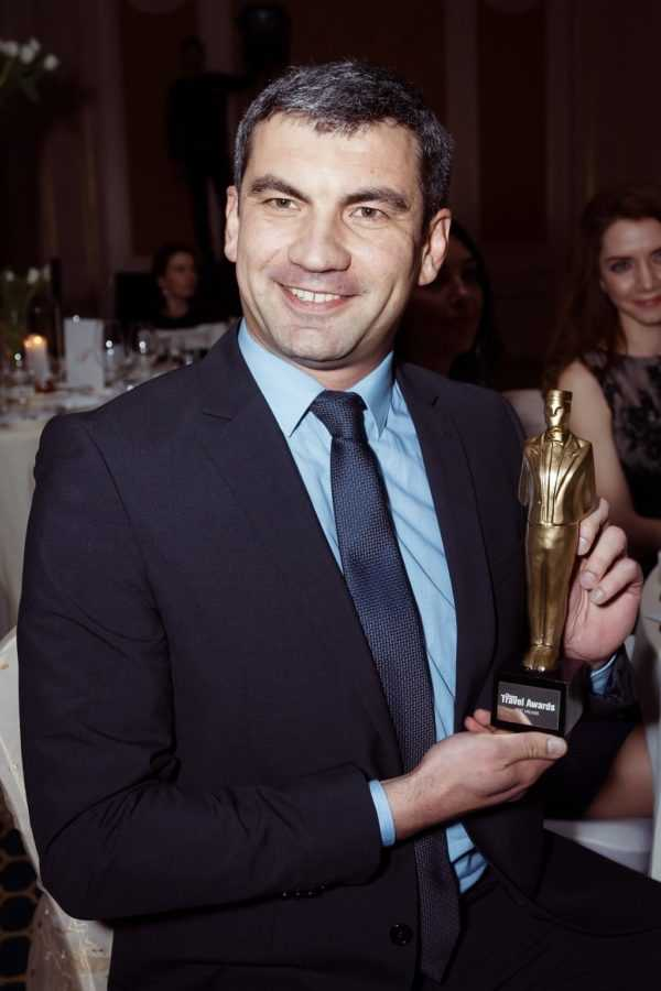 Евгений Иванов Глава представительства Emirates Airlines в Украине