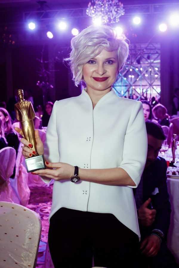 Олеся Проценко - Директор по продажам Fairmont Grand Hotel Kyiv