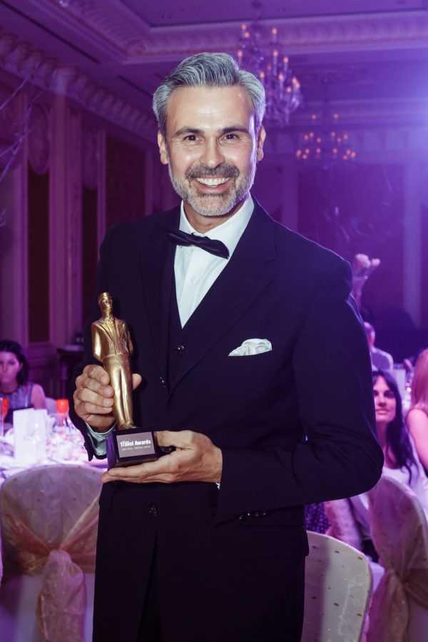Hannes Illmer - владелец Villa Eden Hotel & Spa Merano