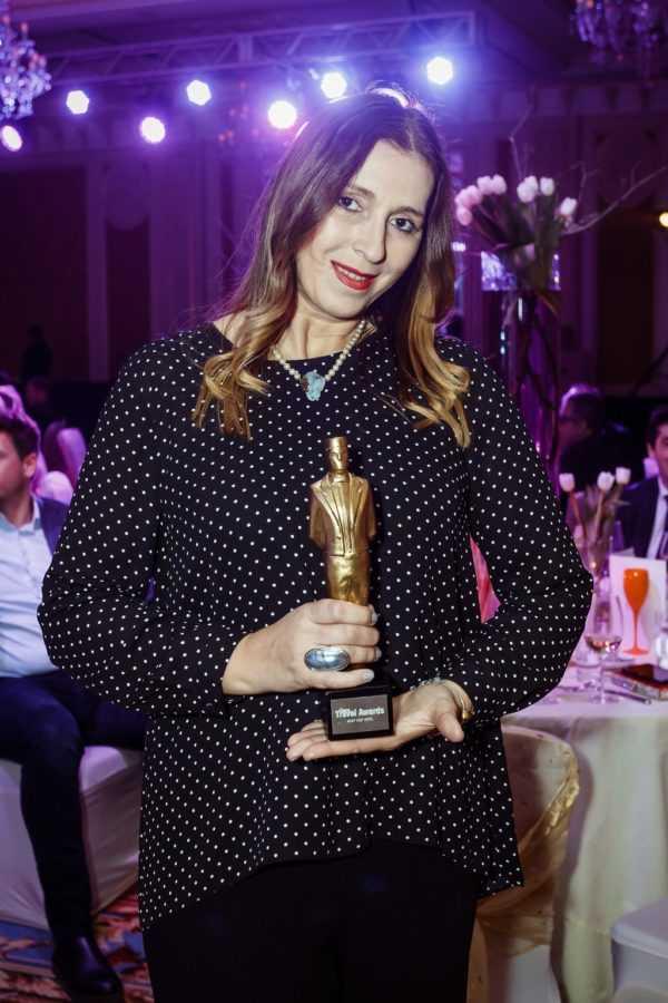 Разица Данева, региональный директор по продажам Luxury Collection Resort, Mykonos