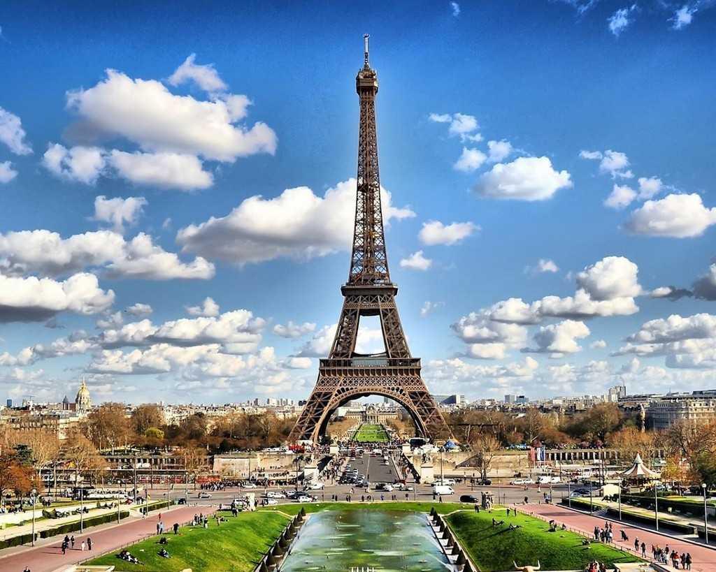 Эйфелева башня уйдет на реконструкцию