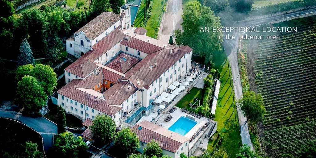 Le Courvet Des Minimes Hotel Spa L'Occitane