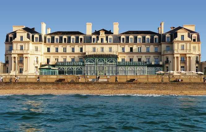 Le Grand Hotel Des Thermes