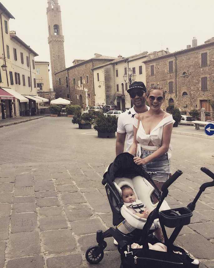 Джон Ледженд в Италии