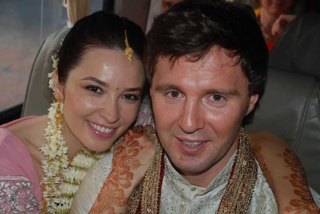 Елена и Виталий Рева
