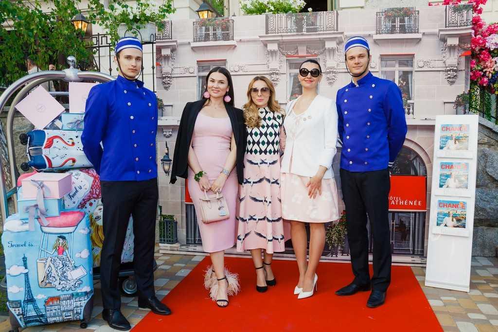 Аделя Суляева, Виктория Белая, Ирина Веденеева