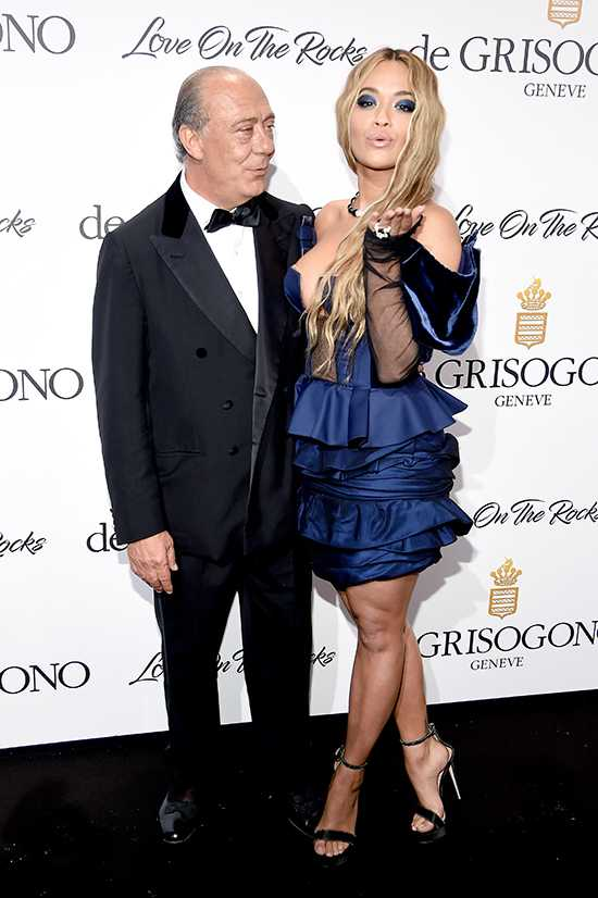 """DeGrisogono """"Love On The Rocks"""" - The 70th Annual Cannes Film Festival"""