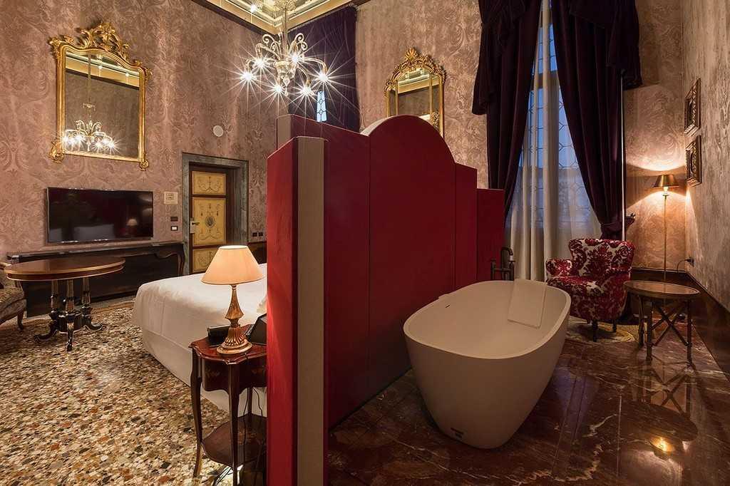Венеция, отель «Palazzo Venart Luxury Hotel»