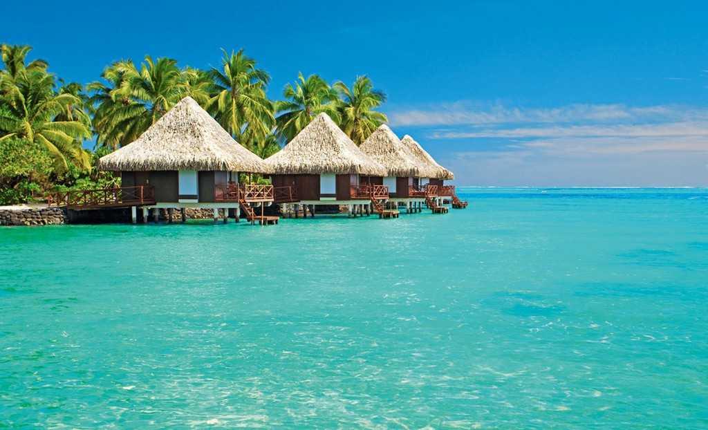 Бора-Бора. Французская Полинезия