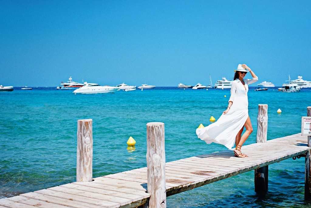 The beach chance for traveller - Club 55 saint tropez ...