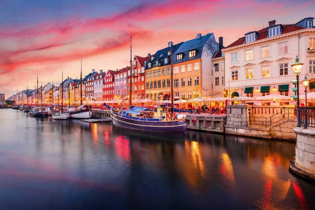 Копенгаген. Дания