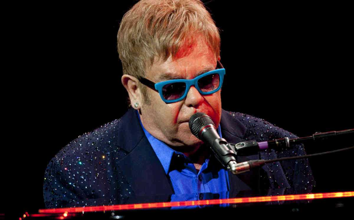 Spain Elton John